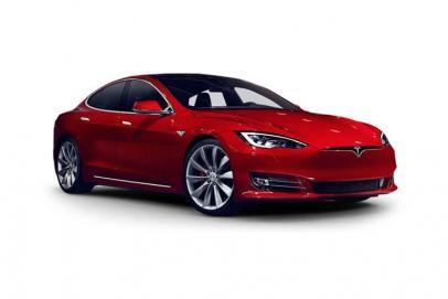 Tesla Model S lease car