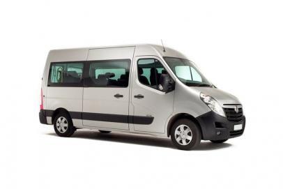 Vauxhall Movano lease car