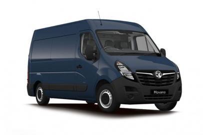 Vauxhall Movano lease van