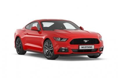 Ford Mustang lease car