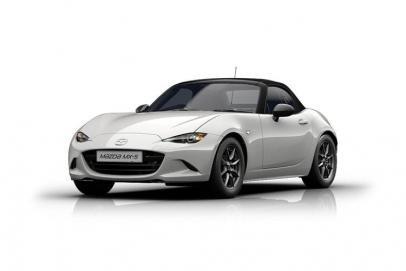 Mazda MX-5 lease car