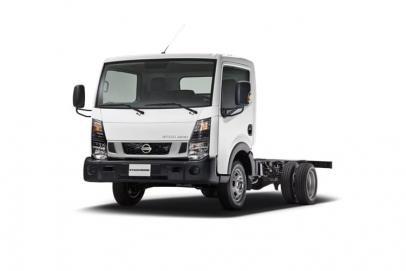 Nissan NT400 lease van