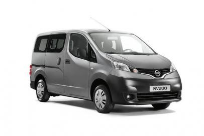 Nissan NV200 lease car