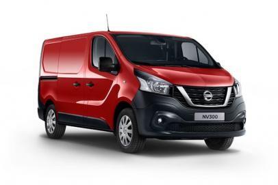 Nissan NV300 lease van