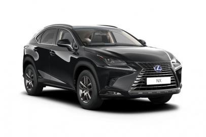 Lexus NX lease car