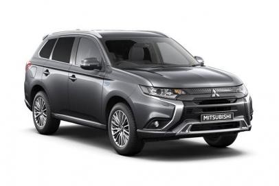 Mitsubishi Outlander lease van