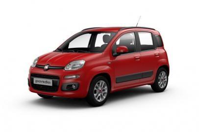 Fiat Panda lease car