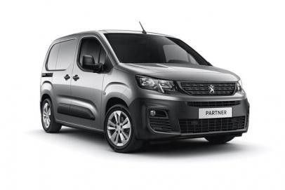 Peugeot Partner lease van