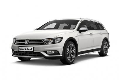 Volkswagen Passat Alltrack lease car
