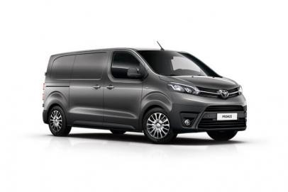 Toyota Proace lease van