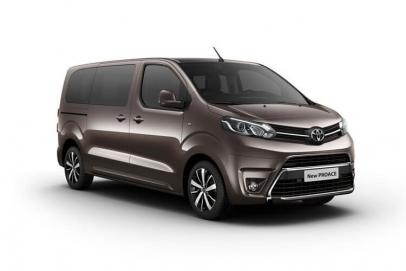 Toyota Proace Verso lease car
