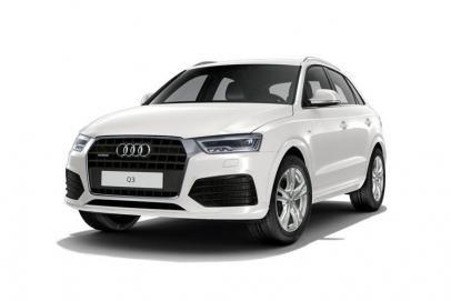 Audi Q3 lease car