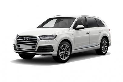 Audi Q7 lease car