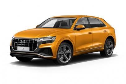 Audi Q8 lease car