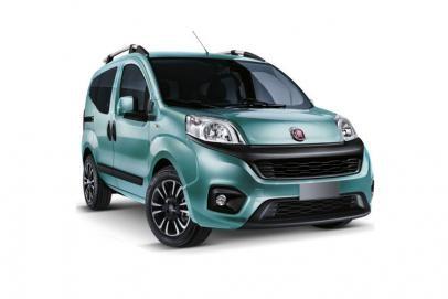 Fiat Qubo lease car