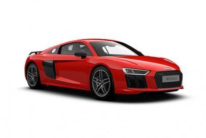 Audi R8 lease car