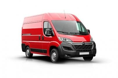 Citroen Relay lease van