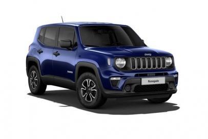 Jeep Renegade lease car