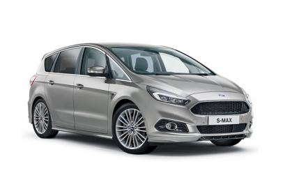 Ford S-MAX lease car