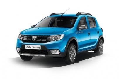 Dacia Sandero Stepway lease car