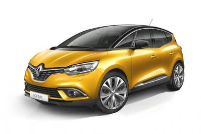 Renault Scenic lease car