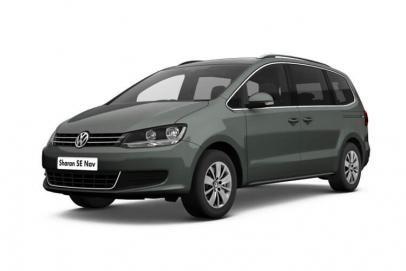 Volkswagen Sharan lease car