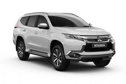 Mitsubishi Shogun lease van