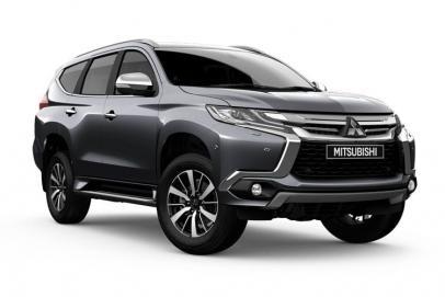 Mitsubishi Shogun lease car
