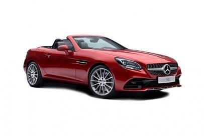 Mercedes SLC lease car