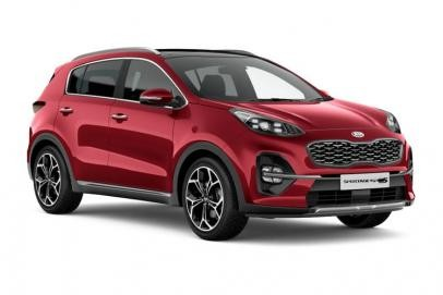 Kia Sportage lease car
