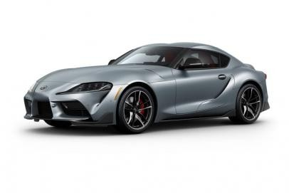 Toyota Supra lease car