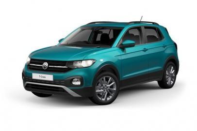 Volkswagen T-Cross lease car