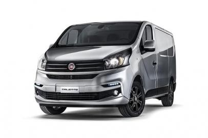 Fiat Talento lease van