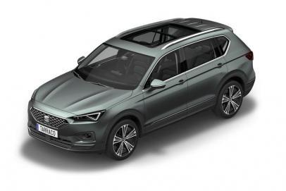 SEAT Tarraco lease car