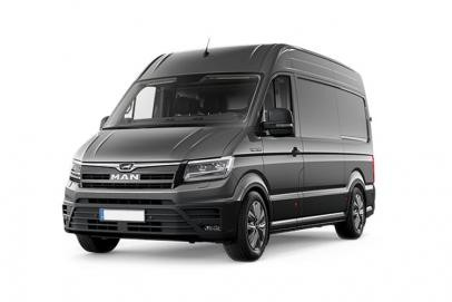 Man Truck And Bus UK TGE lease van