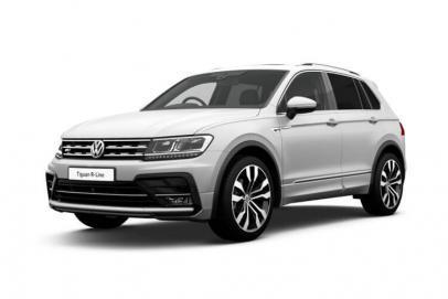 Volkswagen Tiguan lease car