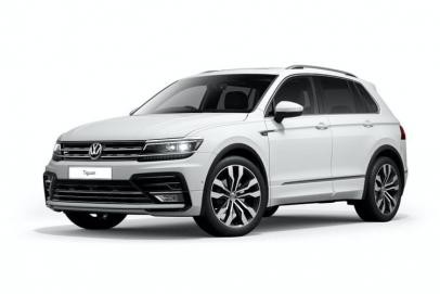 Volkswagen Tiguan lease car