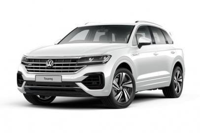 Volkswagen Touareg lease car