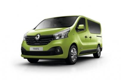 Renault Trafic lease car