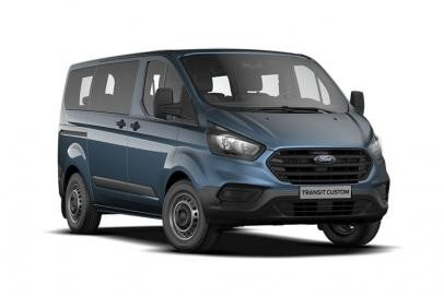 Ford Transit Custom lease car