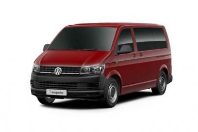 Volkswagen Transporter lease car
