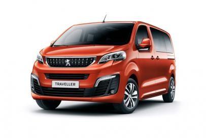 Peugeot Traveller lease car