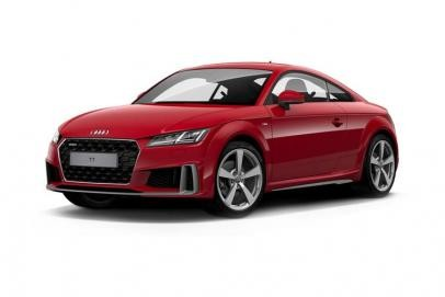 Audi TT lease car