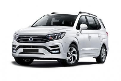 Ssangyong Turismo lease car