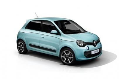 Renault Twingo lease car