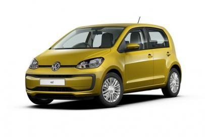 Volkswagen Up lease car