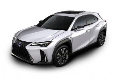 Lexus UX lease car
