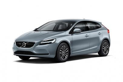 Volvo V40 lease car