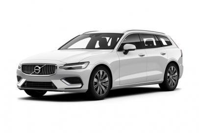 Volvo V60 lease car
