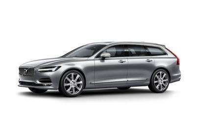 Volvo V90 lease car